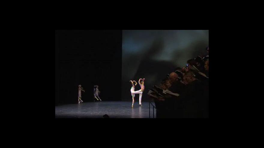 Video NO COMMENT - Stvoření spojuje balet a operu
