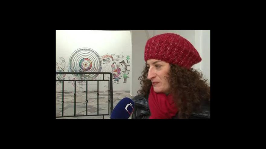 Video Jana Fantová z Brněnského kulturního centra o putovním festivalu Projekt 100