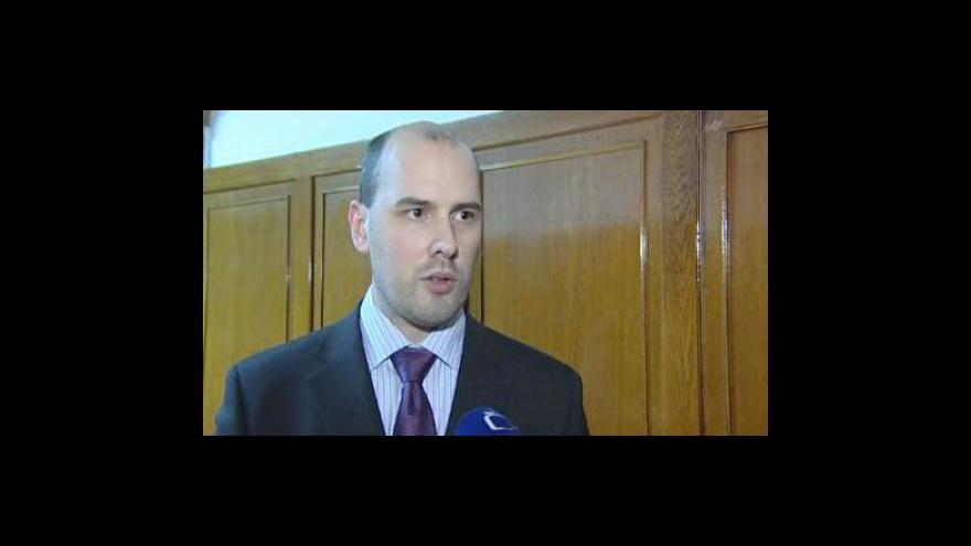 Video Vyjádření místostarosty pro bytové záležitosti MČ Brna-severu Pavla Wismana (TOP 09)
