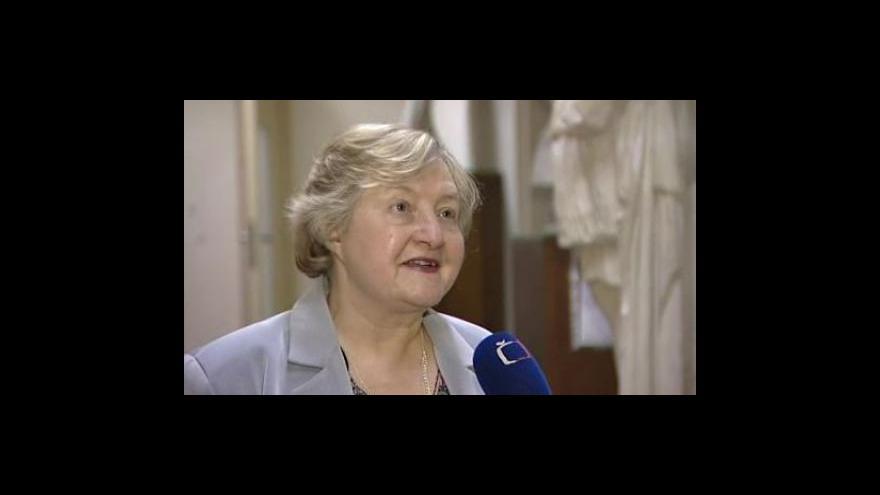 Video Komentář předsedkyně Akademického senátu FF MU Jarmily Bednaříkové k vyloučení Horyny z disciplinární komise