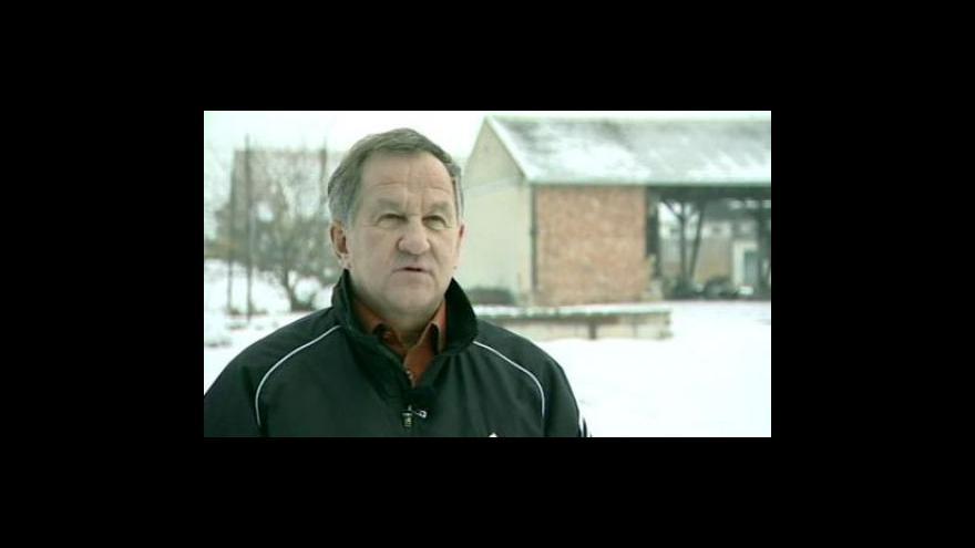 Video Cyril Sigmund, ředitel firmy Gros, o úpadku zájmu o čerstvé mléko