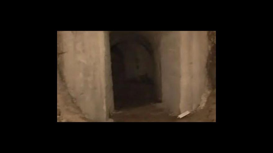 Video Vedoucí Odboru rozvoje města Znojma Zdeněk Čižmář o znojemském podzemí