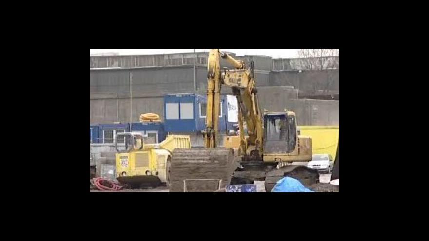 Video Stavba Královopolských tunelů se zastavila