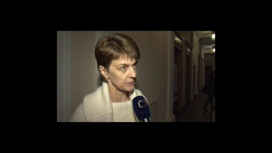 Video Ředitelka nemocnice Břeclav Janka Bambasová o výpovědích lékařů