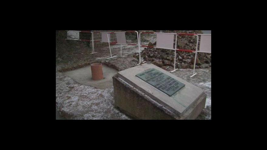 Video Památník na přehradě zastíní bilboard