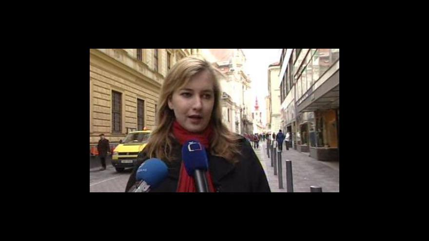 Video Porotkyně Lucie Jarkovská  a zástupkyně hnutí Nesehnutí Petra Havlíková o anketě Sexistické prasátečko