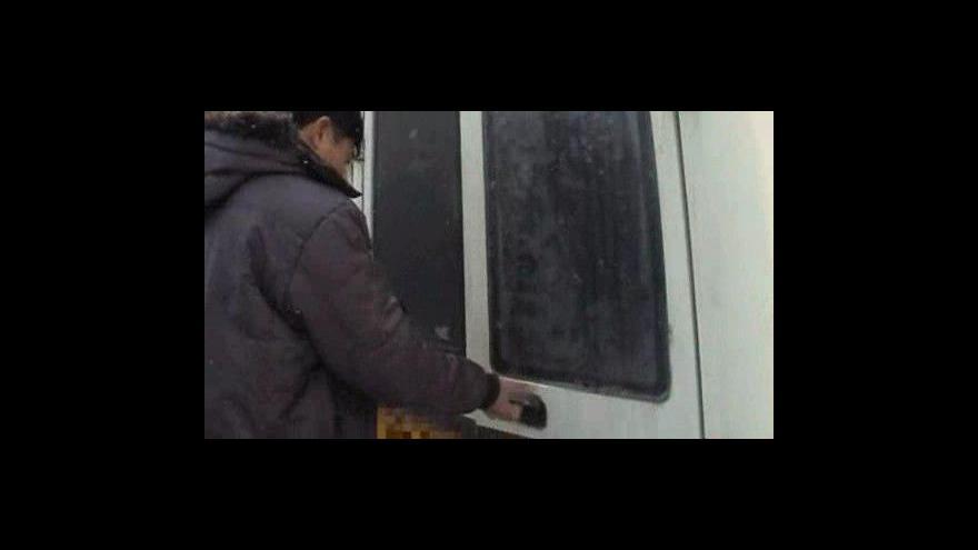 Video Mluvčí celníků Lada Temňáková o zásahu