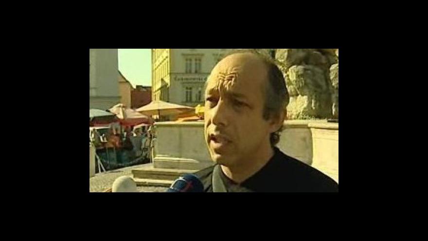 Video Znalec brněnského podzemí Aleš Svoboda o podzemních garážích pod Zelným trhem