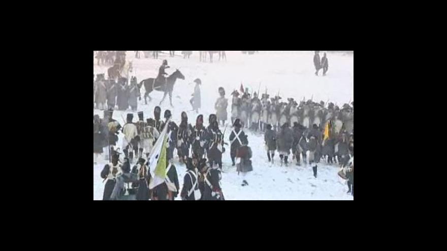 Video Ukázka bitvy ve Tvarožné
