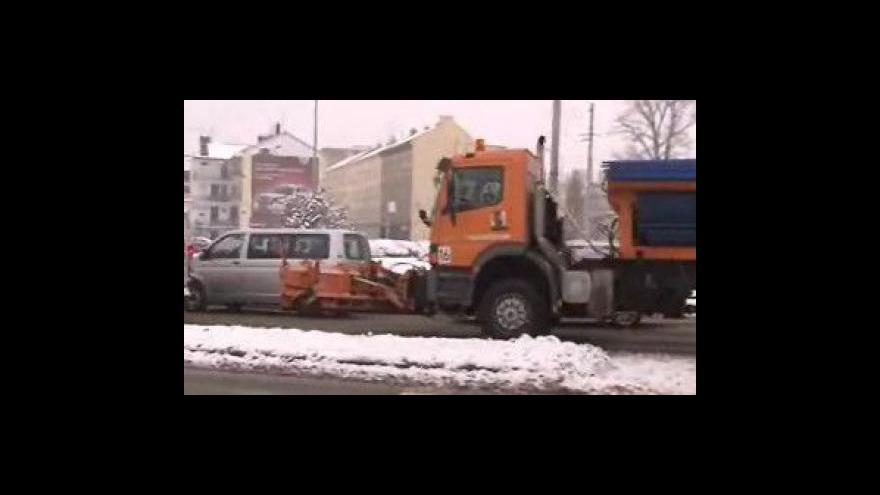 Video Leoš Chasák z Brněnských komunikací o sjízdnosti