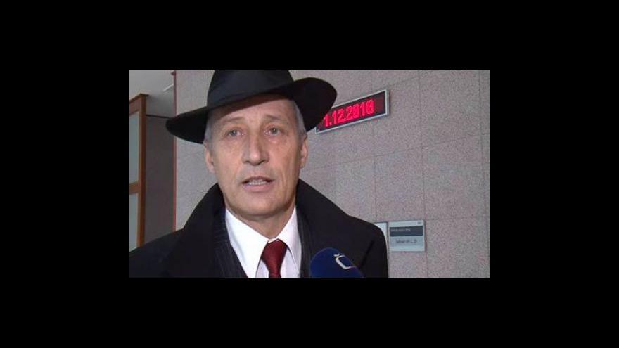 Video Komentář obhájce studentů Jaroslava Brože k rozsudku