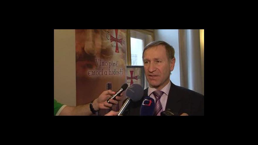 Video Vyjádření Pavla Pastorka, generálního ředitele Tepmlářských sklepů Čejkovice