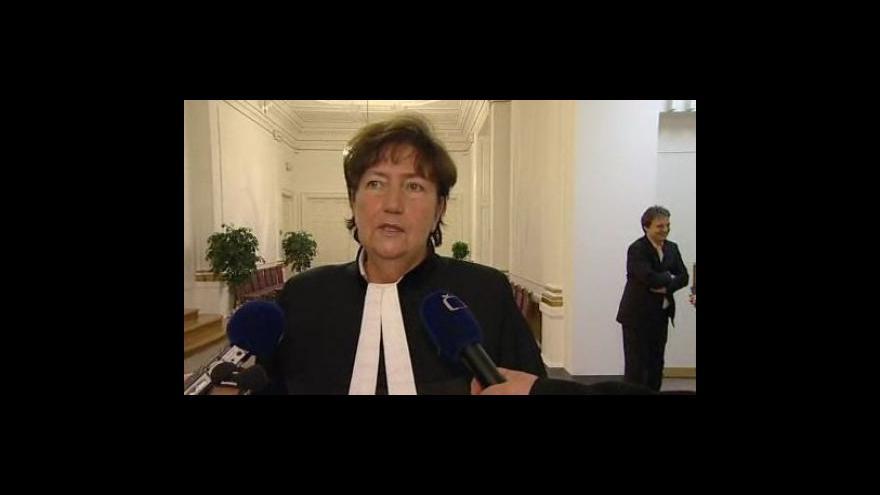 Video Soudkyně Dagmar Lastovecká k rozhodnutí Ústavního soudu