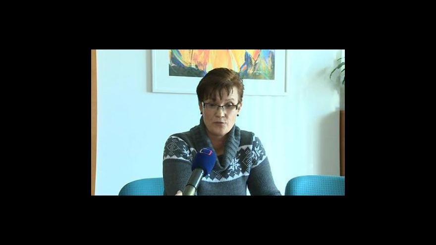 Video Kandidátka na starostu Dolní Lhoty Marie Kráčalíková (ODS)