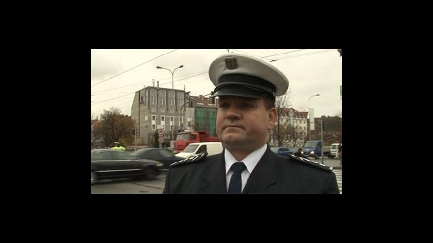 Video Celorepublikové finále soutěže dopravních policistů