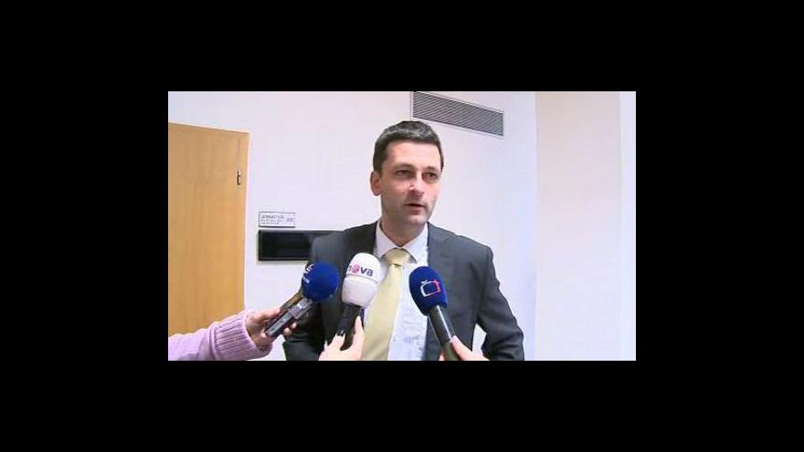 Video Právník Komerční banky Josef Janík o ověřování pravosti šeku