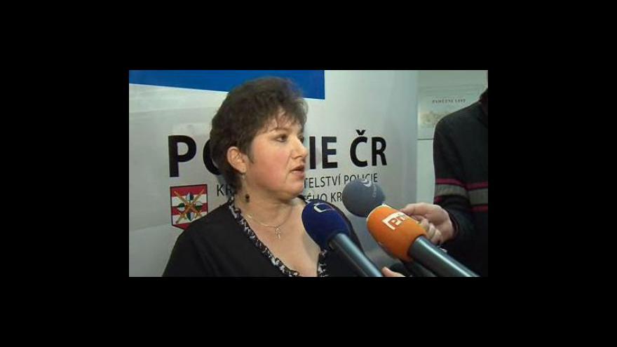 Video Vrchní komisařka Kateřina Flašková k případu