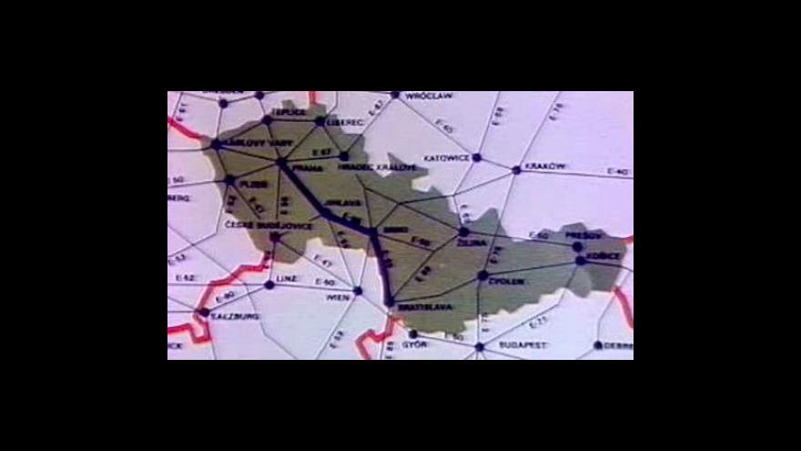 Video Výročí stavby D1