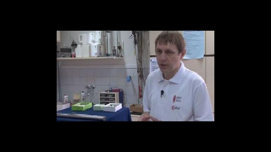Video Atmosféra na dni otevřených dveří v Ústavu přístrojové techniky