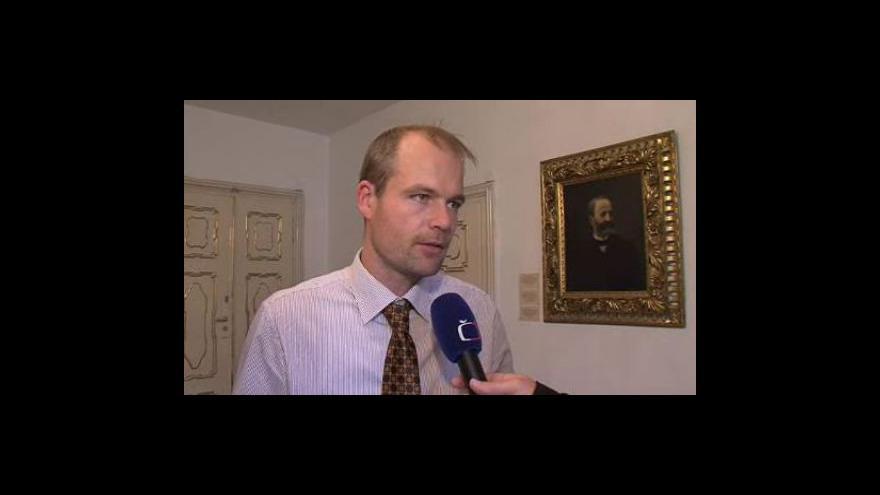 Video Pavel Žára, mluvčí brněnského magistrátu