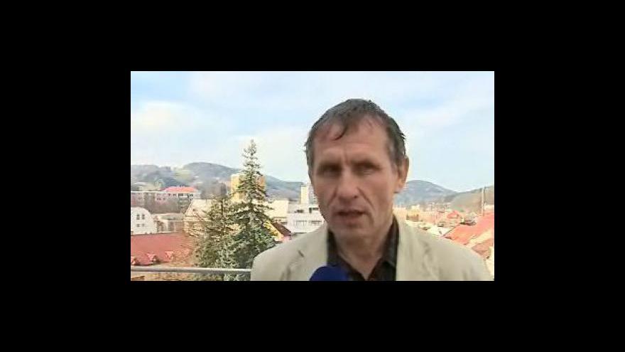 Video Jiří Čunek (KDU-ČSL), kandidát na starostu, o šanci na úspěch a jeho protikandidátka