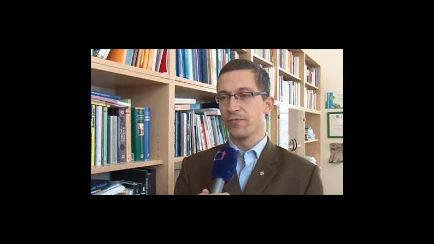 Video Politolog Stanislav Balík kritizuje povolební kroky ODS