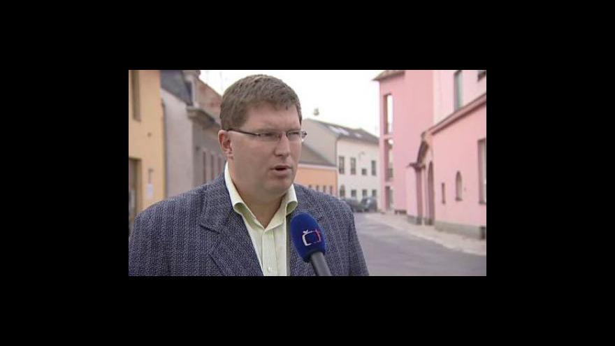 Video Místostarosta M. Krumlova Tomáš Třetina (TOP09) a starosta Jaroslav Mokrý (ODS) o Epopeji