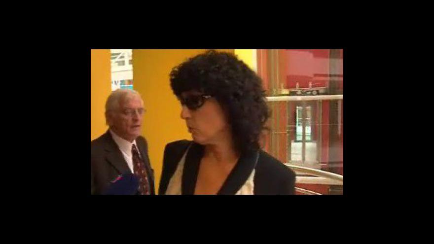 Video Výpověď svědkyně a vyjádření obžalované lékařky