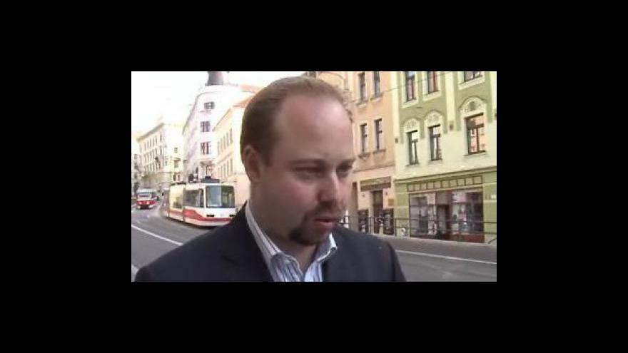 Video Jeroným Tejc (ČSSD), předseda brněnské ČSSD, o návrhu auditu pro Brno-sever