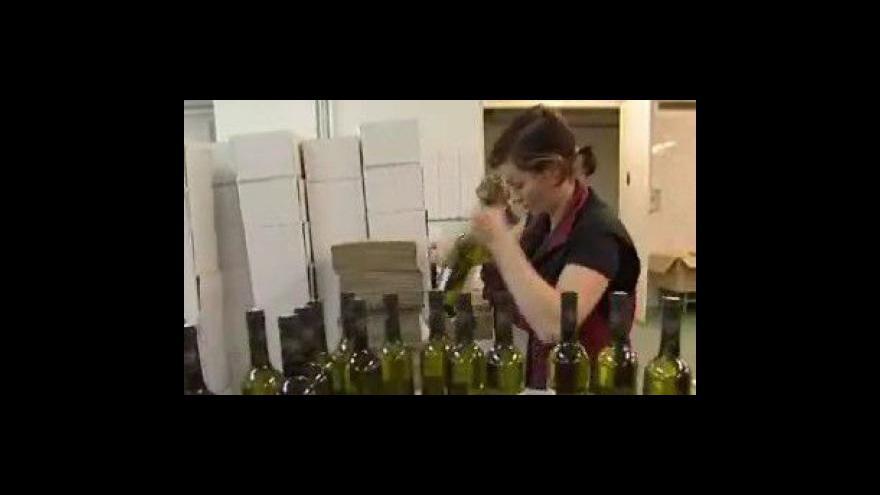 Video Martin Půček, tajemník Svazu vinařů, o vývozu Svatomartinského vína do Japonska