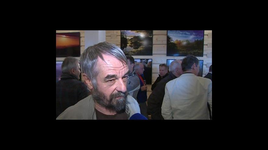 Video Milan Orálek k otevření I.slovensko-české infocentrum