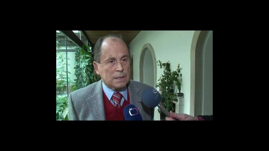 Video Vyjádření Ivana Ohlídala z ČSSD Veselí nad Moravou získané 25. 10. 2010