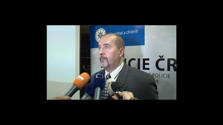 Video Kriminalista Pavel Mitáš o zatčení pachatele a jeho trestné činnosti