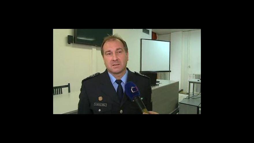 Video Bronislav Šabršula, Policie ČR v Uherském Hradišti, k případu