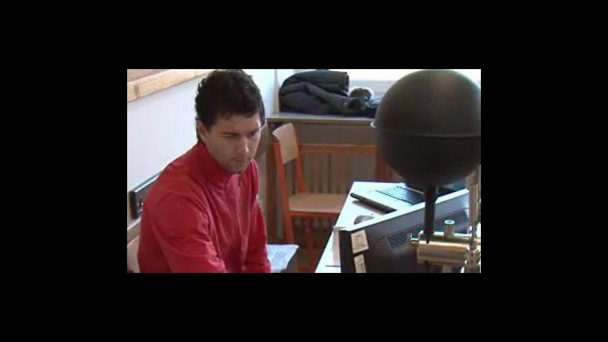 Video Karel Chlevišťan o měření oxidu uhličitého ve třídách ZŠ