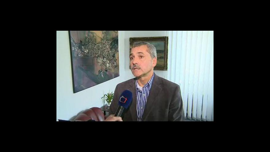 Video Zdeněk Janalík (ODS), starosta Holešova
