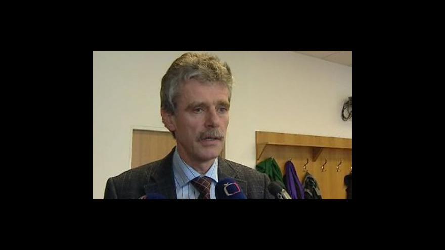Video Petr Němec, ředitel Centra kardiovaskulární a transplantační chirurgie, o nedostatku dárců orgánů