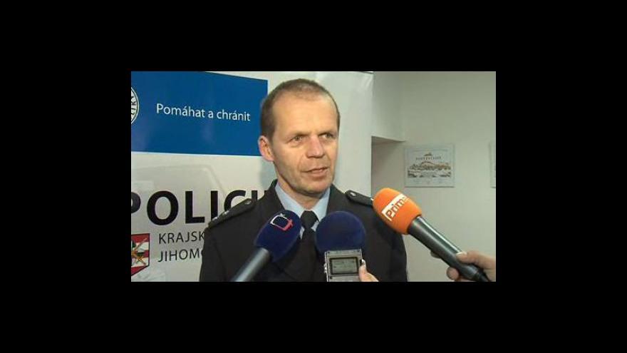 Video Mluvčí brněnských policistů Bohumil Malášek k případu