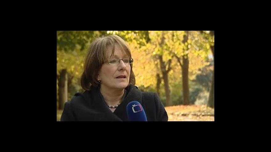 Video Kastelánka Ivana Holásková o opravách minaretu