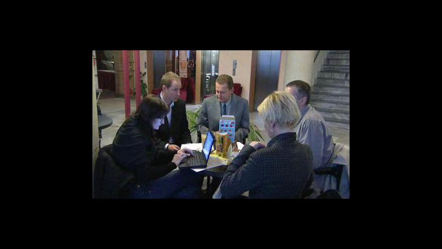 Video Reportáž Josefa Kvasničky o koalici ve Zlíně