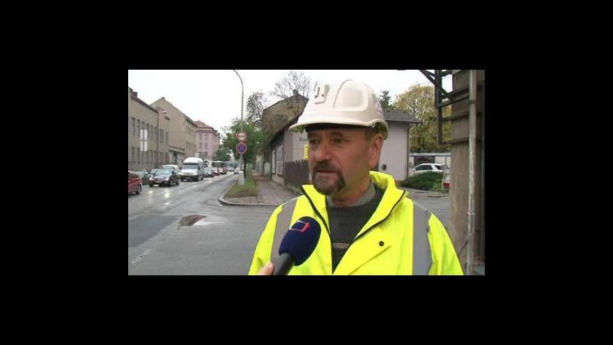 Video Technický ředitel Brněnských komunikací Josef Luňáček vysvětluje důvod plánovaných změn