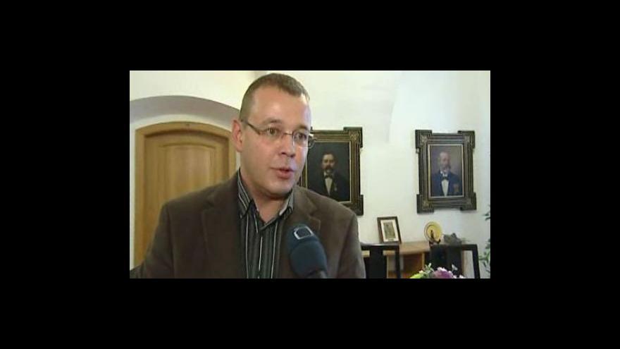 Video Lídři kandidátek Petr Nezveda (ODS) a Zbyšek Kaššai (ČSSD) o koaličním jednání ve Znojmě