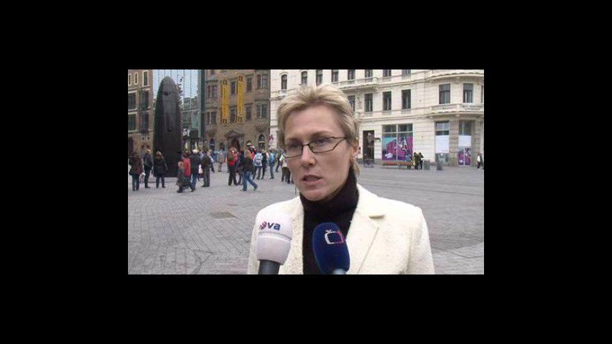 Video Lídři volebních stran v Brně komentují povolební vyjednávání