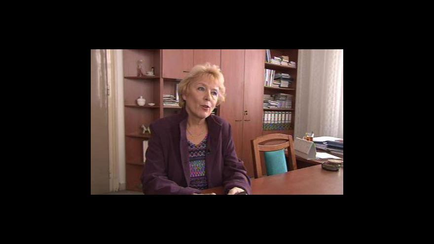 Video Dagmar Pospíšilová z Českého statistického úřadu o nadcházejících volbách