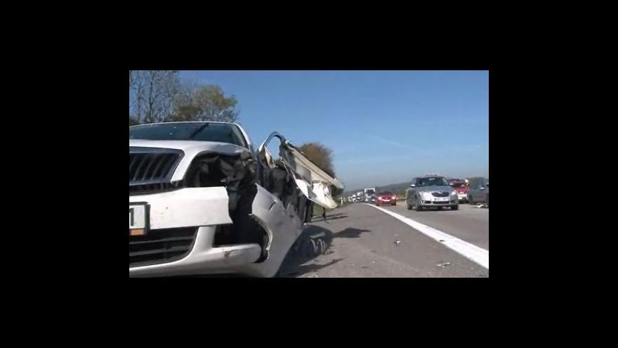 Video NO COMMENT - Nehody na dálnici D1