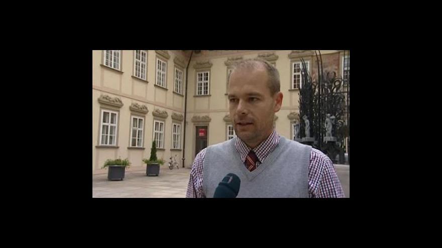 Video Mluvčí brněnského magistrátu Pavel Žára o nebezpečných přechodech