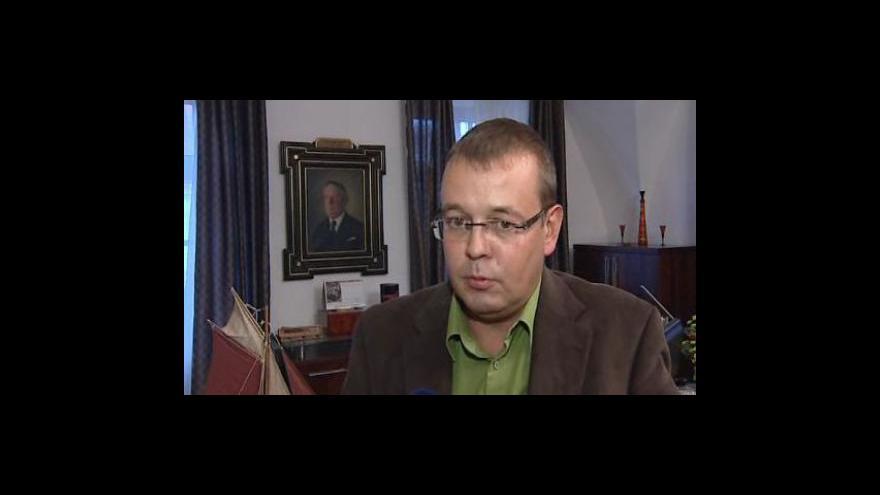 Video Starosta Znojma Petr Nezveda (ODS) vysvětluje důvod svolání schůze