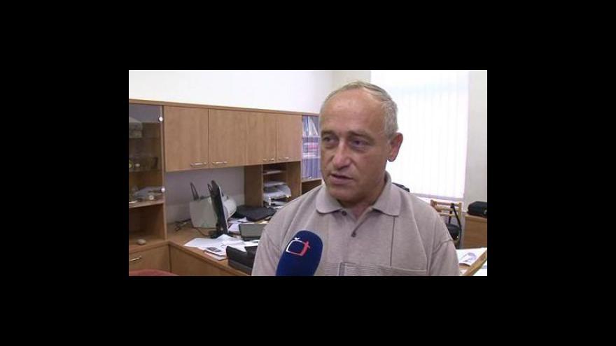 Video Jan Mareček, ředitel krajské hygienické stanice v Brně, o epidemii žloutenky na Vyškovsku