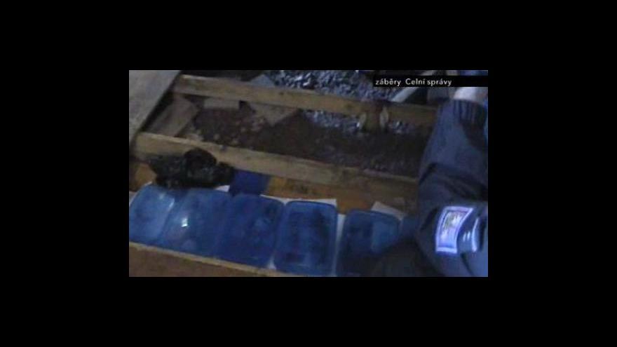 Video Zásah celníků na tržnici v Hatích