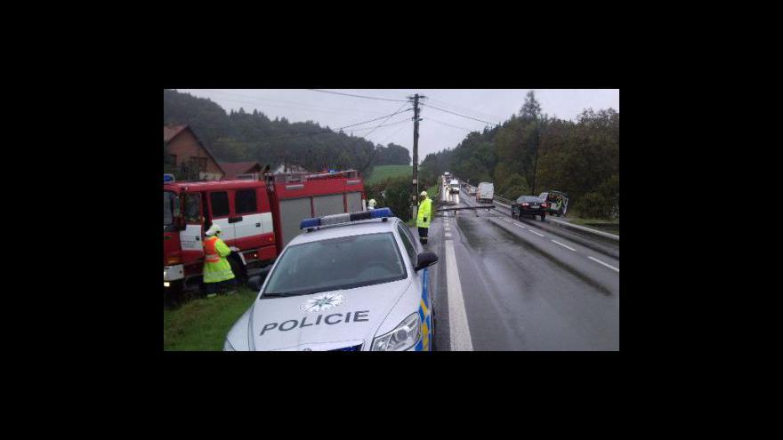 Video No comment - záběry nehody v Závisti